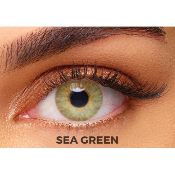 solotica aquarella sea green
