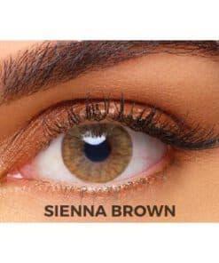 Solotica aquarella sienna brown