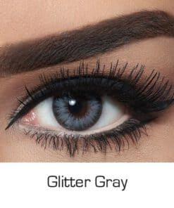 bella Glitter Grey
