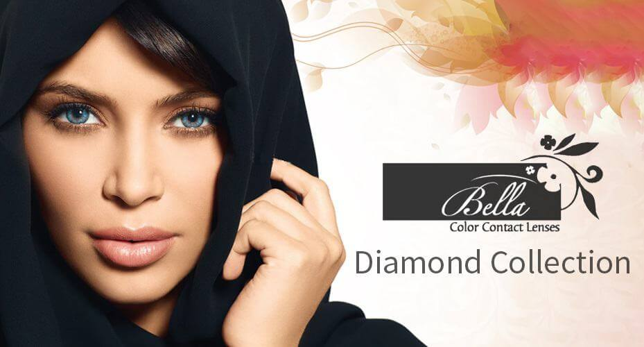 bella lentillas diamond collection