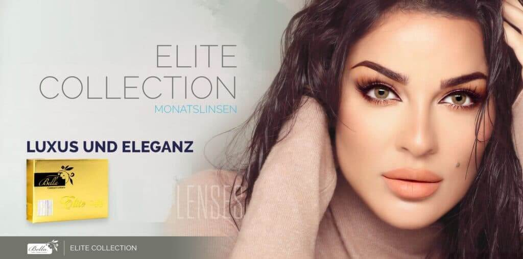 bella elite collection lentillas