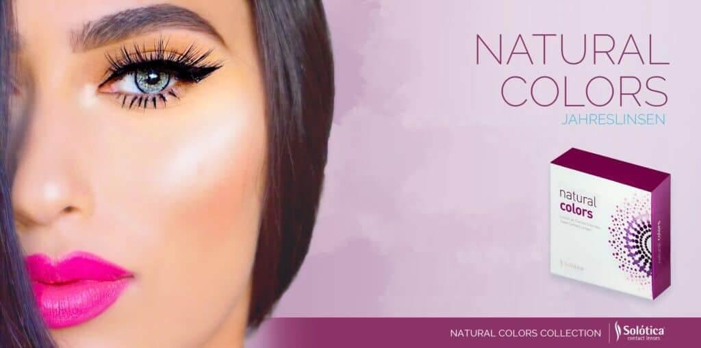 Solotica Natural colors lentillas
